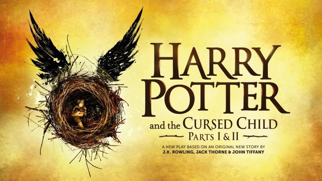 2 x Harry Potter and the cursed child tickets