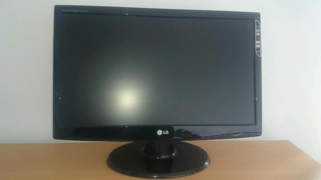 For sale lg hd flat screen monitor