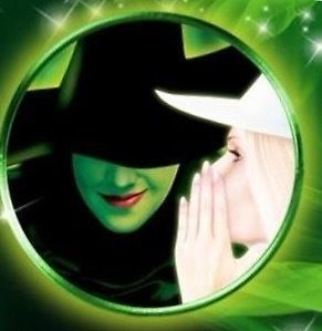 3x Wicked tickets London 1st September