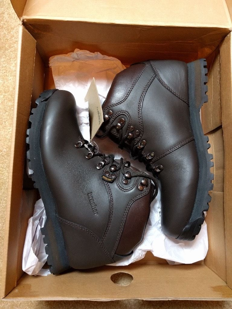 BRASHER HILLWALKER GTX TECH BOOTS