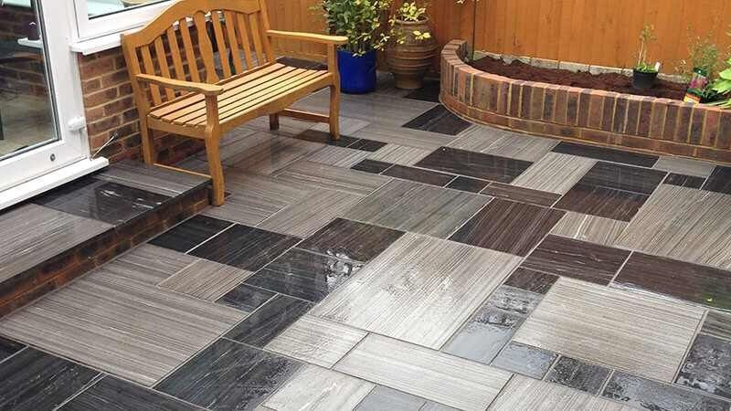 Whyteleafe paving. Patio, paving, driveways, general maintance