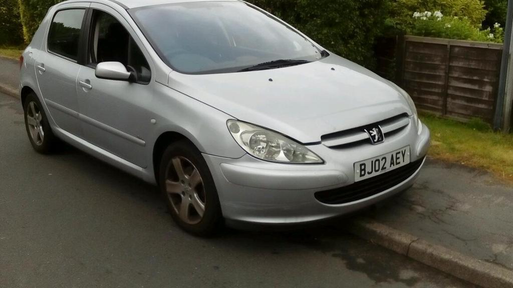 Peugeot for spares breaking