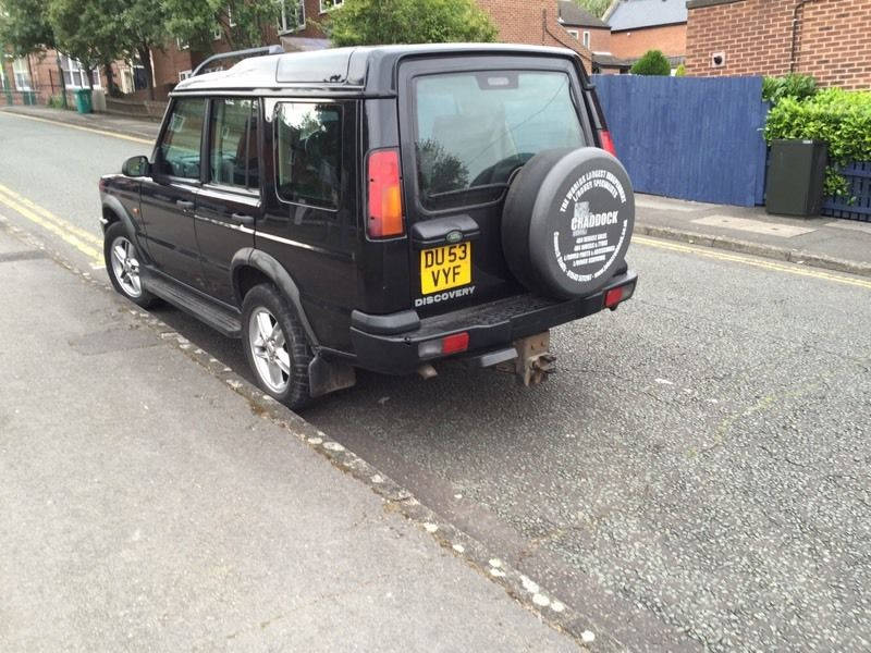 Land Rover Discovery TD5 2.5 Diesel Automatic 7 Seater