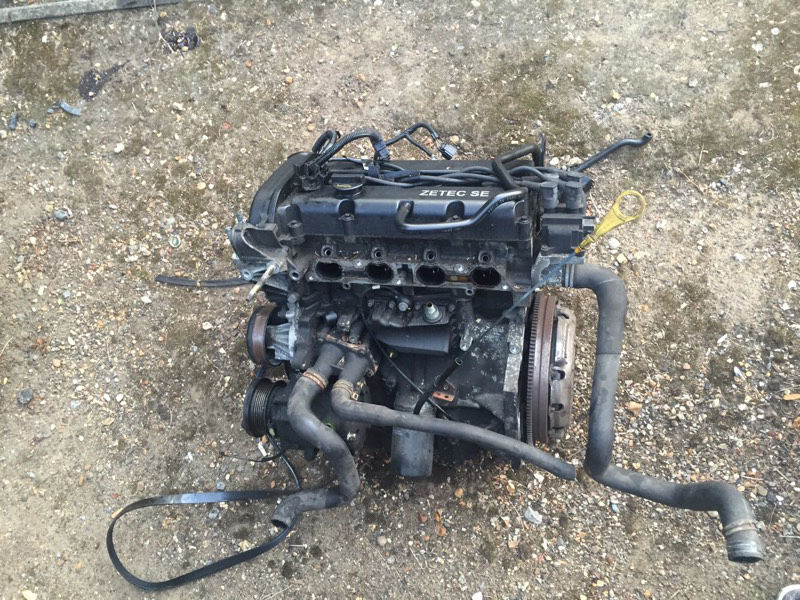 Ford Focus MK1 Zetec SE 1.6 Engine