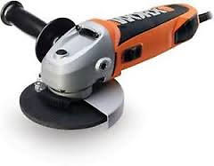115mm Worx 710W Angle Grinder (wx701.1)