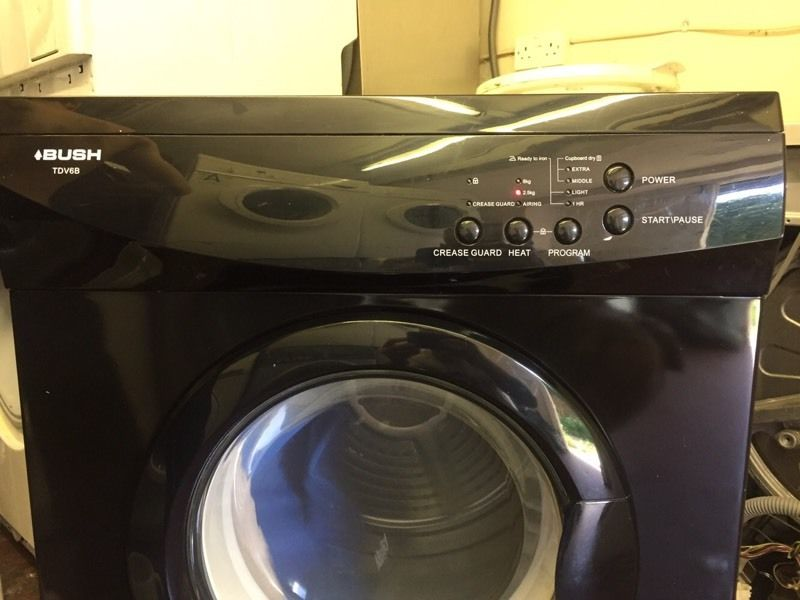 Bush vented tumble dryer can deliver
