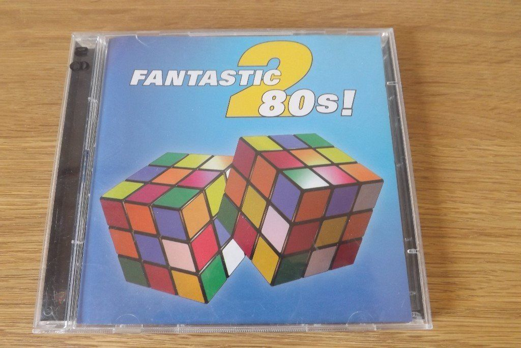 Fantastic 80's 2 - 2 CD Set
