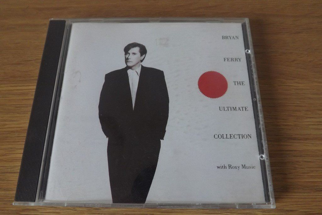 Bryan Ferry - The Ultimate Collection CD