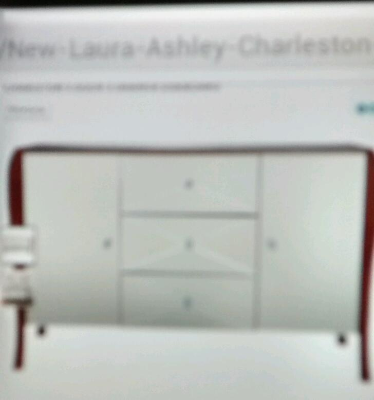 WANTED LAURA ASHLEY MIRRORED FURNITURE