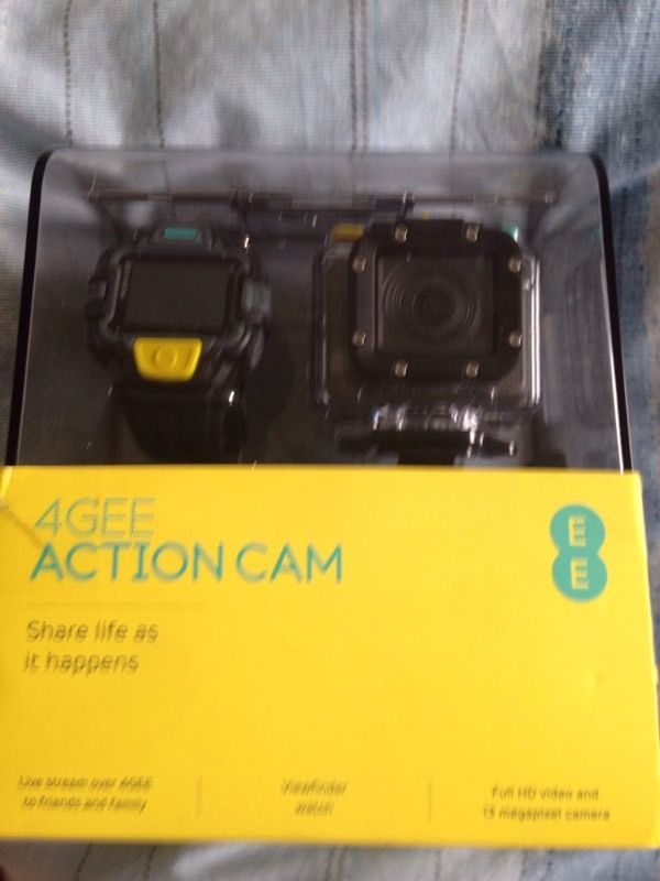 EE action camera ( better than GoPro