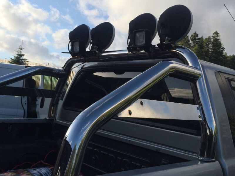 L200 light bars