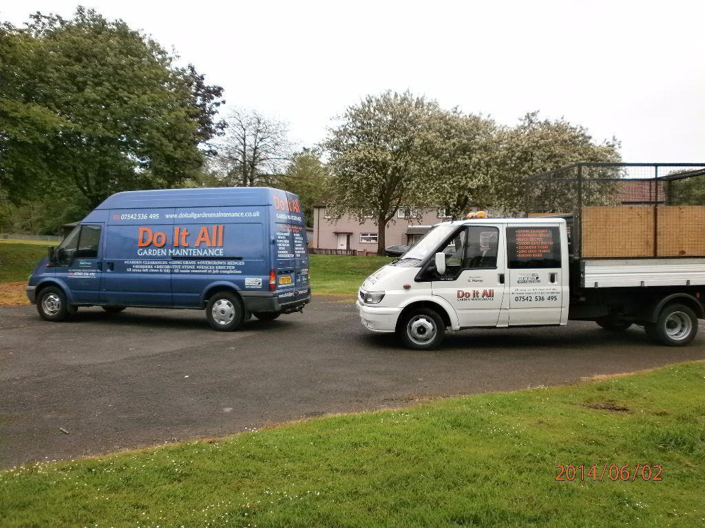 Is your in need of a Tidy Up? All post codes covered throughout Edinburgh, all waste removed by us