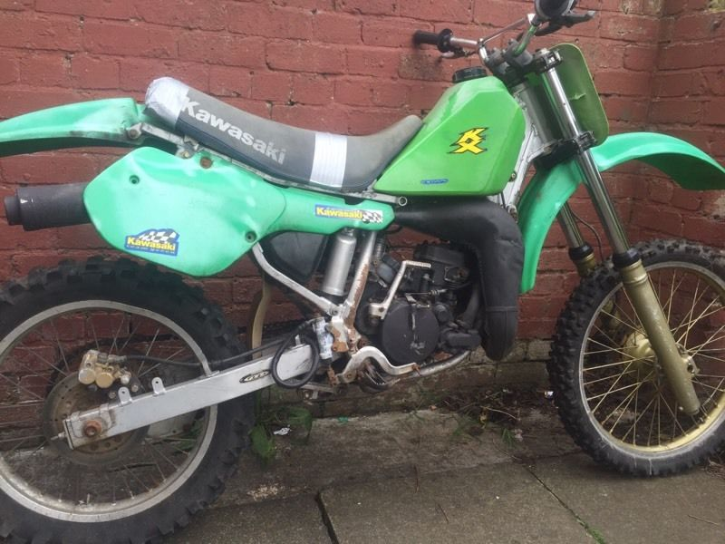 Kawasaki kx 125 sale or swap
