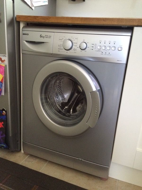 BEKO Washing Machine - 6Kg A+A class