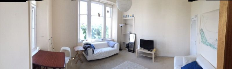 Post-grad flatmate wanted for spacious and bright Finnieston flat