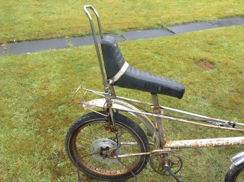 1970s Raleigh Chopper. Frames and parts wanted