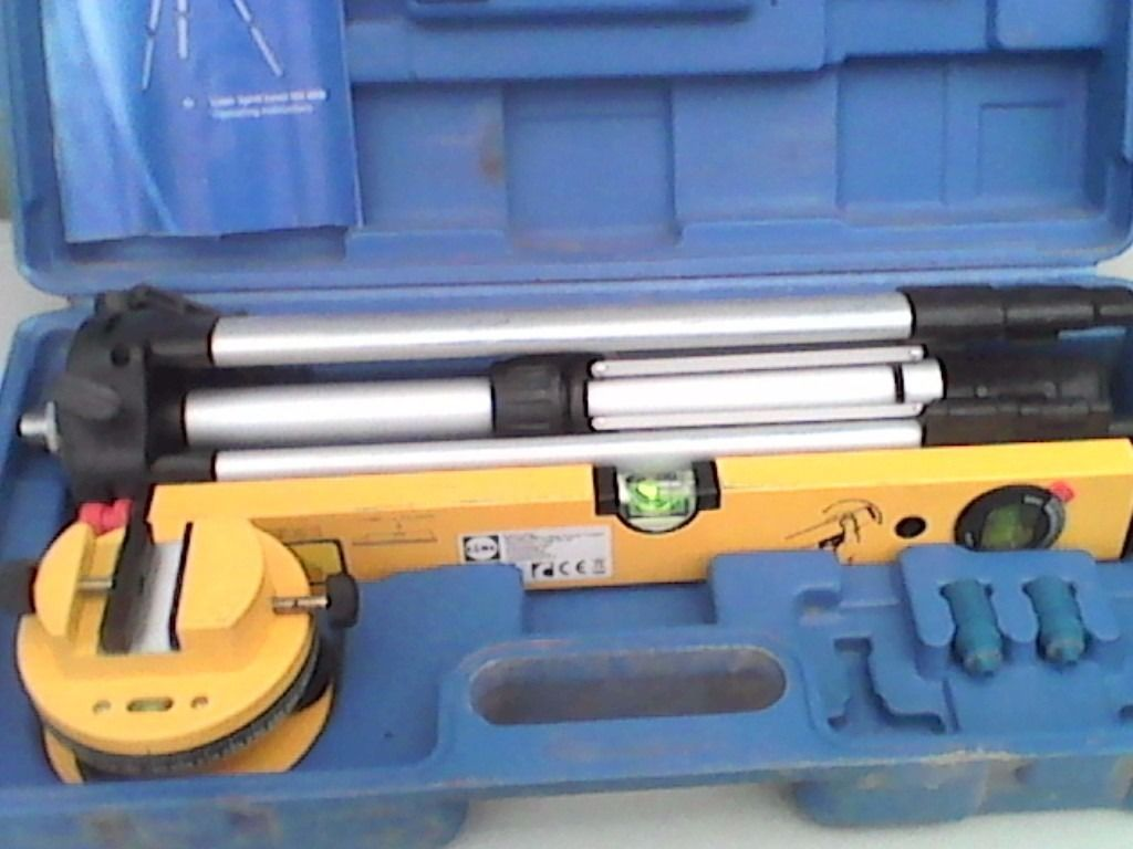 Powerfix Laser Spirit Level