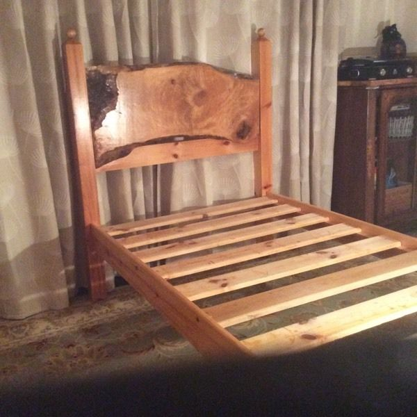 Unique single bed