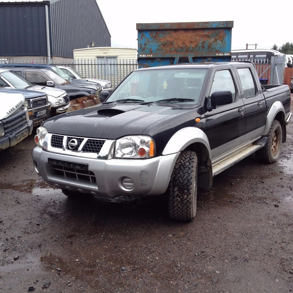 Nissan Navara 2004 Breaking for Spares