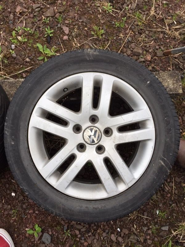 VW 5x112 alloys