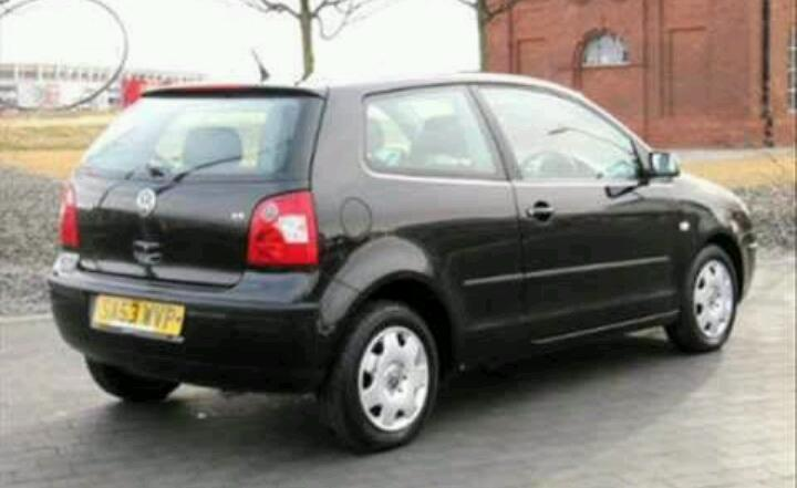 2003 Vw Polo sdi *** BREAKING FOR PARTS ONLY