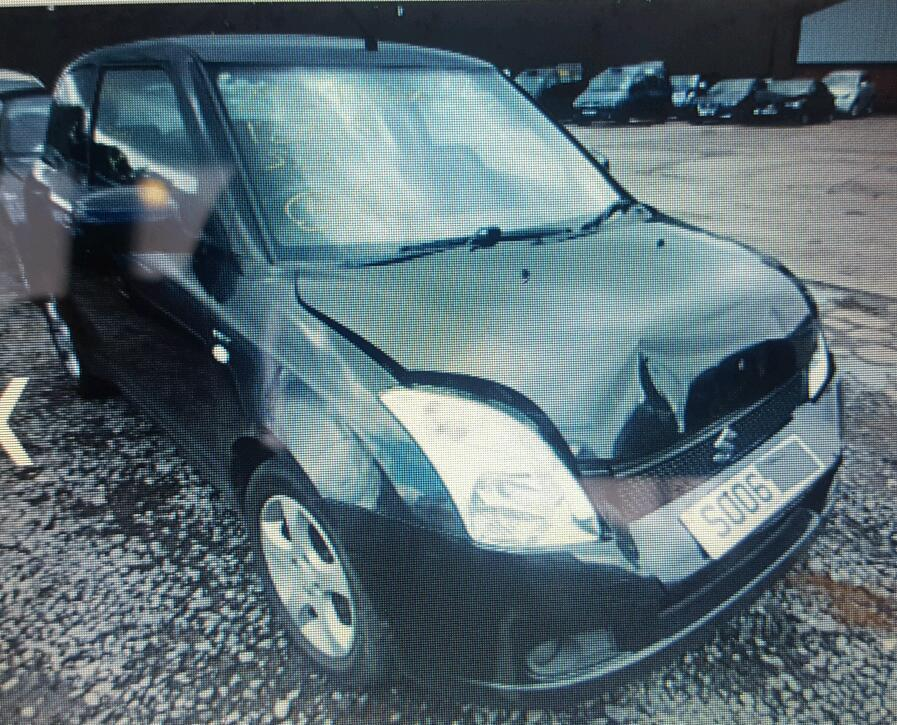 Suzuki Swift Vvts 2006 ''*** BREAKING FOR PARTS