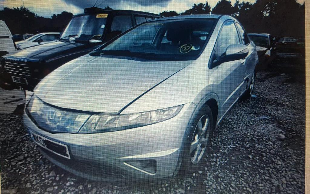 08 Honda Civic *** BREAKING FOR PARTS ONLY