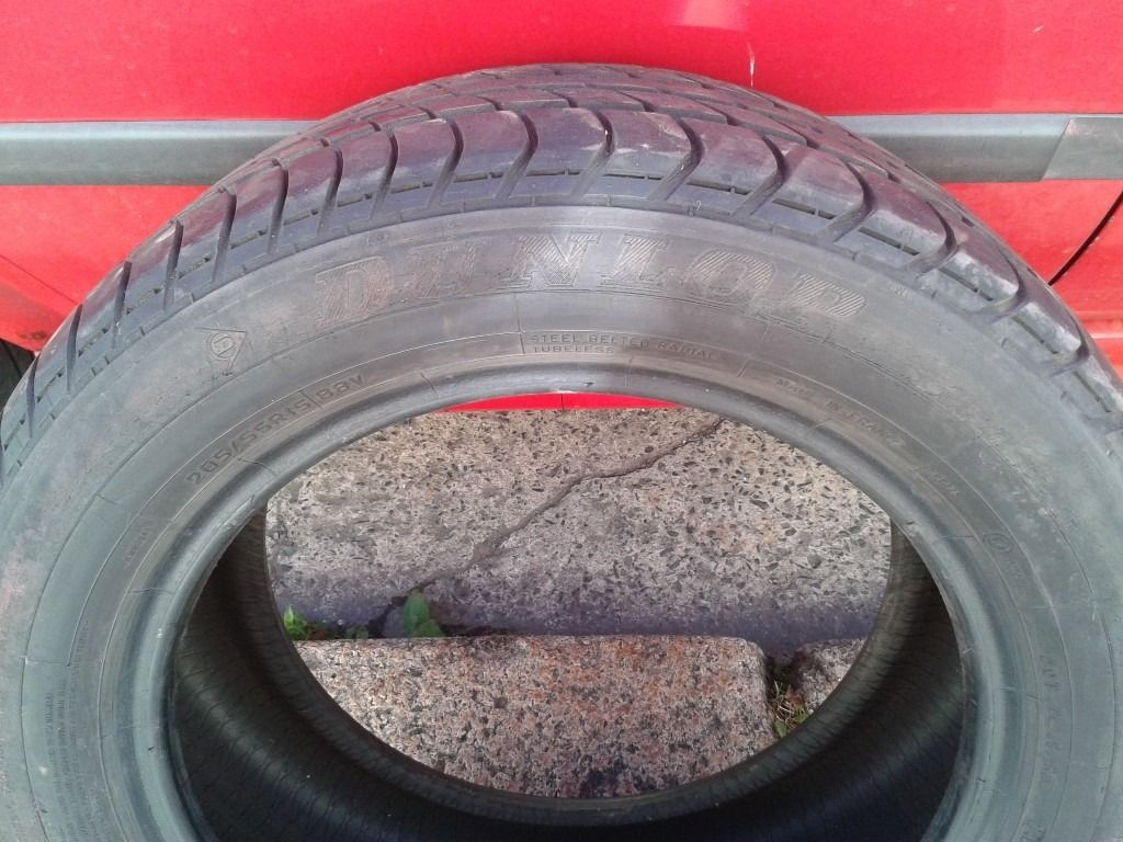 "***Dunlop Sp Sport 2000 205/55/15"" Part Worn Tyre Forsale***"