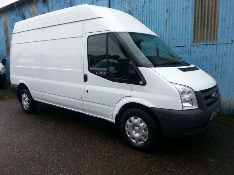 Totally Mint 2012 Ford Transit T350 Six Speed,Long Wheel Base,High Roof,cars,