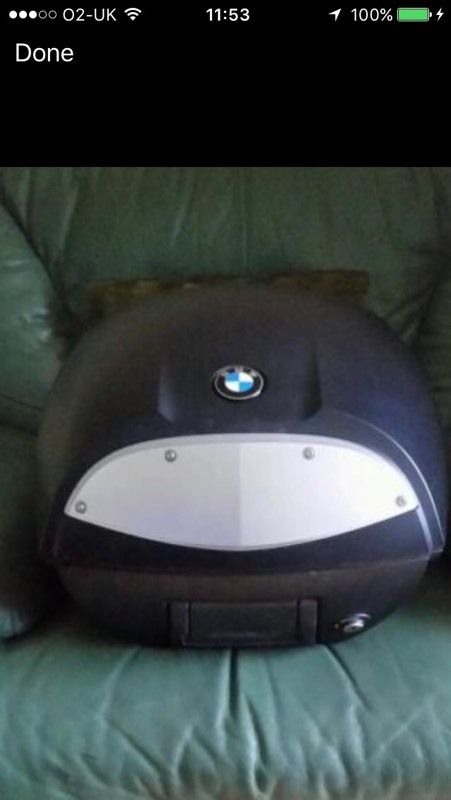 BMW Top box