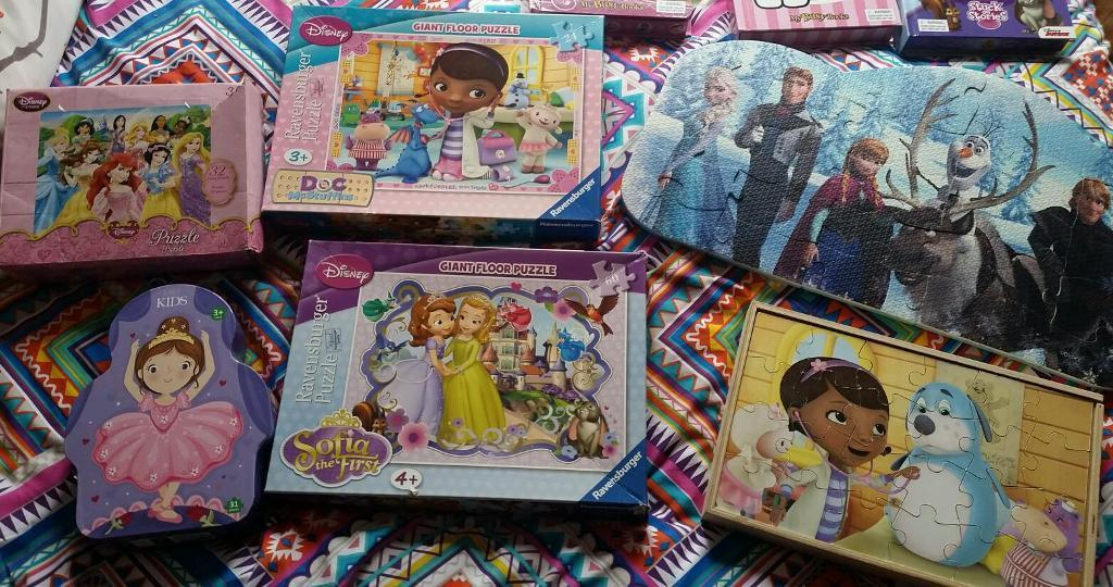 Girls toy bundle suitable for age 3+