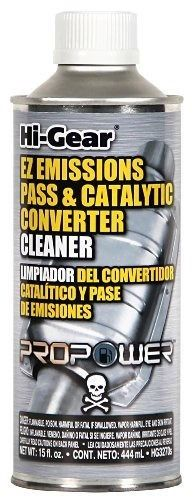 MOT due? Catalytic Converter blocked? Try Hi-Gear Emissions Pass & Catalytic Converter Cleaner