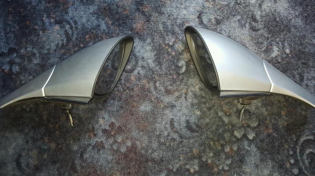 VAUXHALL VECTRA 2001 PAIR OF WING MIRRORS