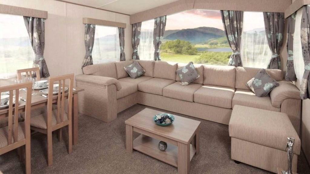 STATIC CARAVAN FOR SALE IN NORTH WALES-SNOWDONIA/ANGLESEY- PARK OPEN 12 MONTHS-SLEEPS 6 FULL HEATING