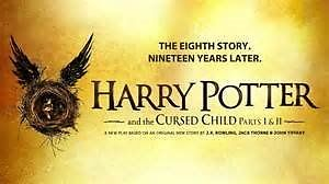 4 Tickets (2people) - Harry Potter and the Cursed Child Parts 1&2 #Stalls# 19 Nov 2017
