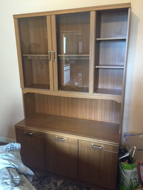 Free wooden unit
