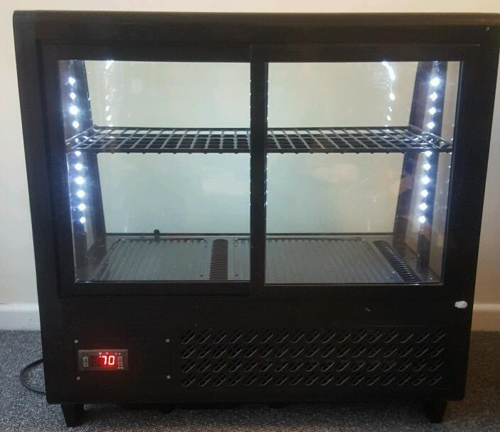 Solar cc611 counter fridge