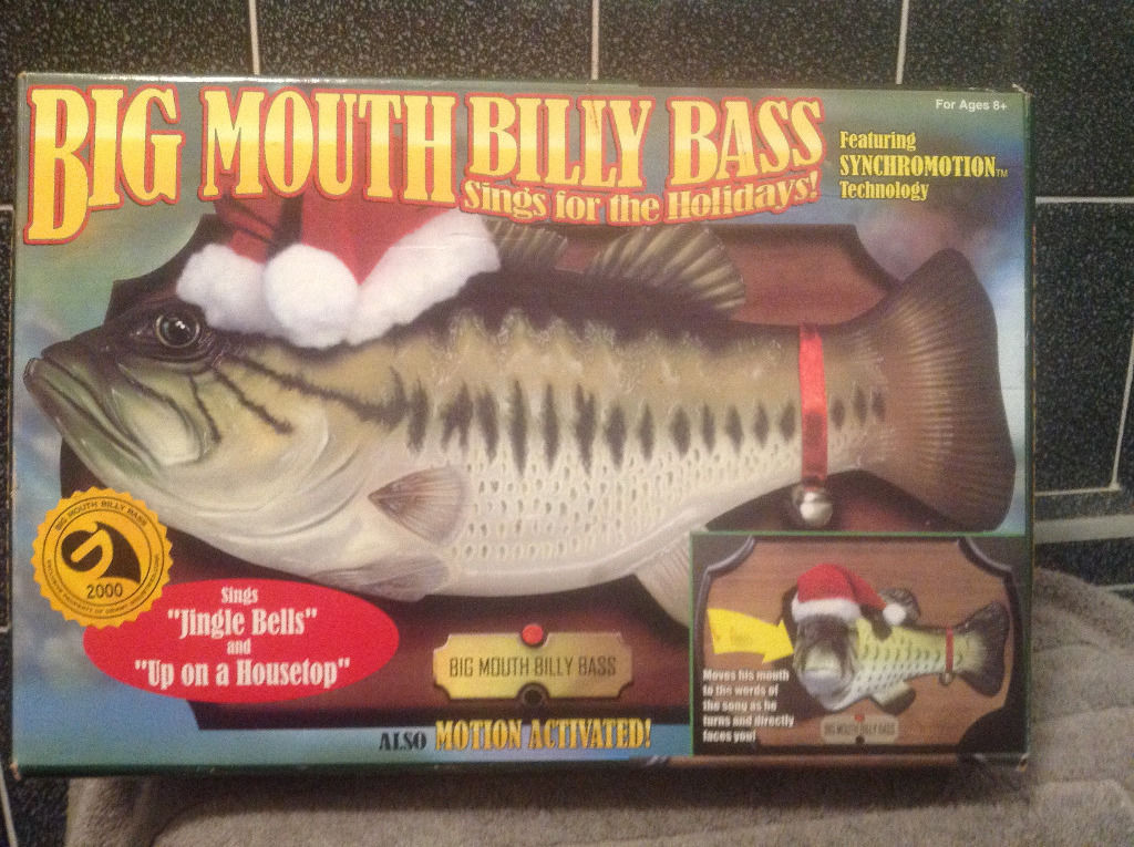 Billy Bass