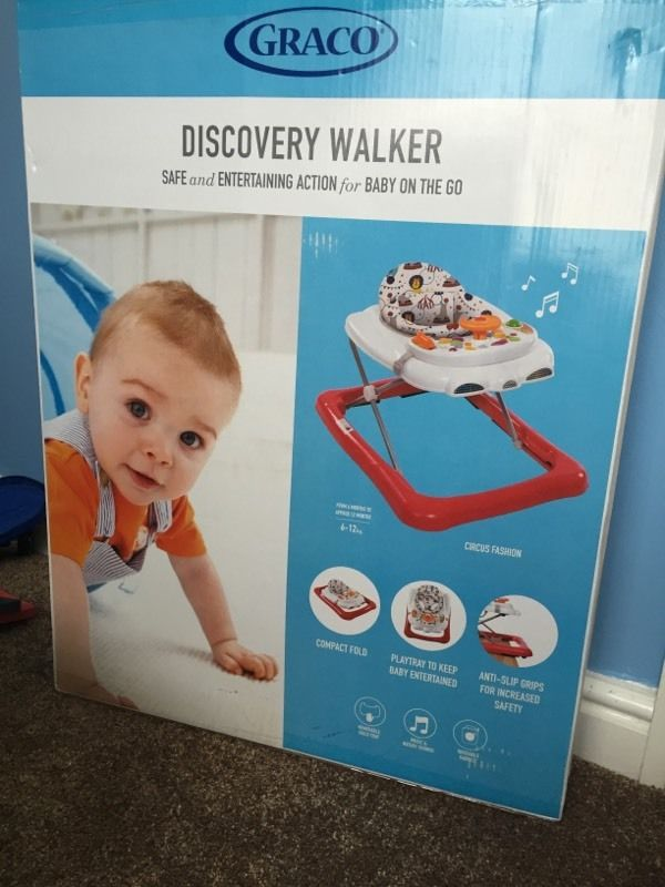GRACO Discovery Walker BRAND NEW!!