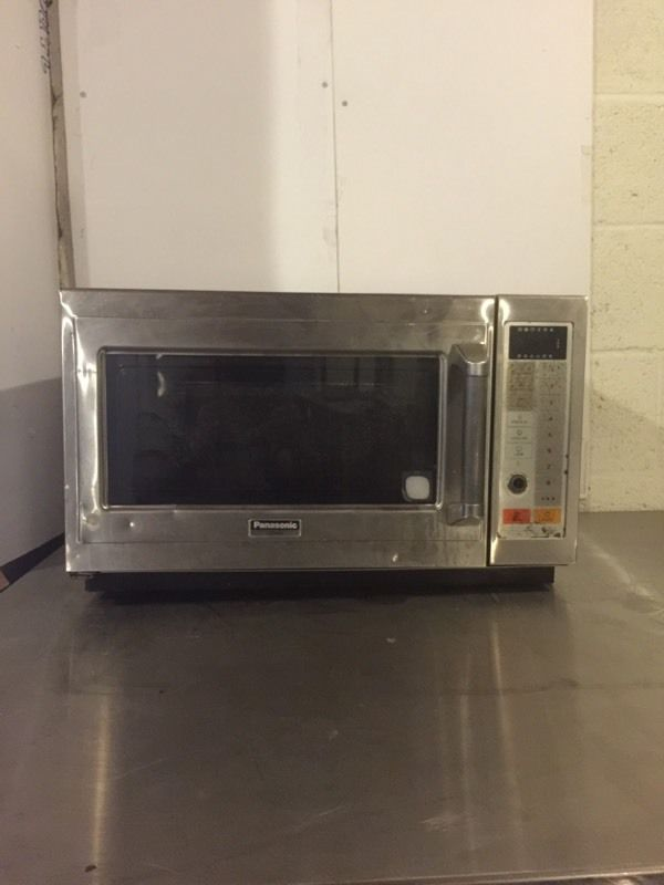 Panasonic Combi Commercial Microwave Oven