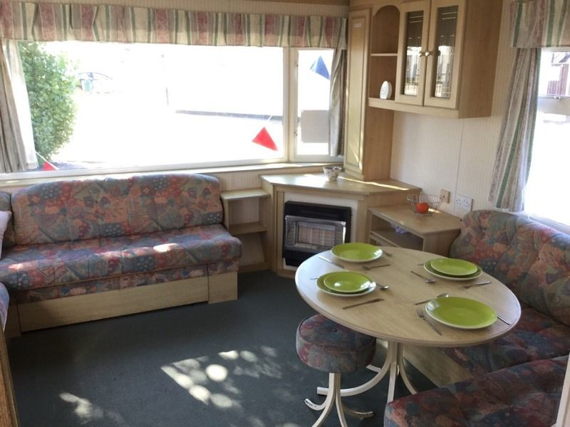 Cheap BK 2 bed 6 berth static caravan clacton Essex not highfields valley farm