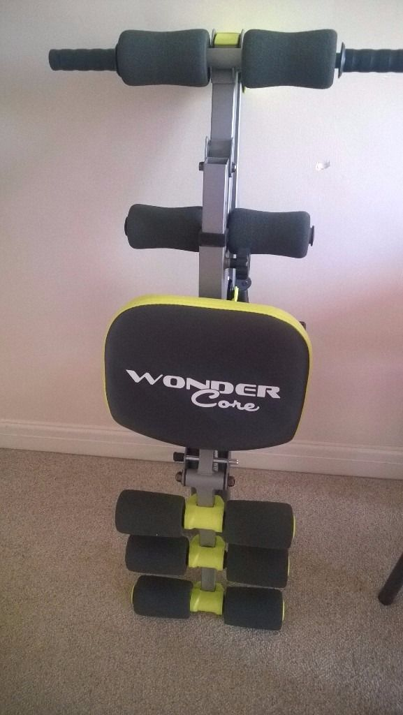 Wondercore 2 multigym.