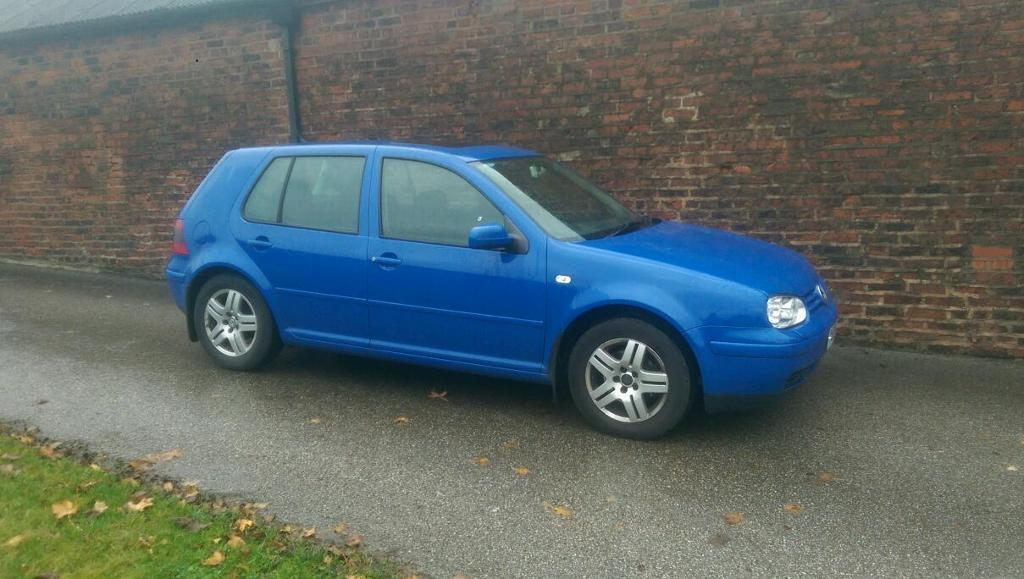 Breaking this mk4 golf for spares