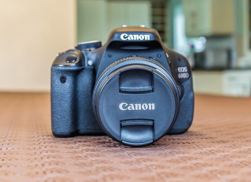 Cannon EOS 600D for sale