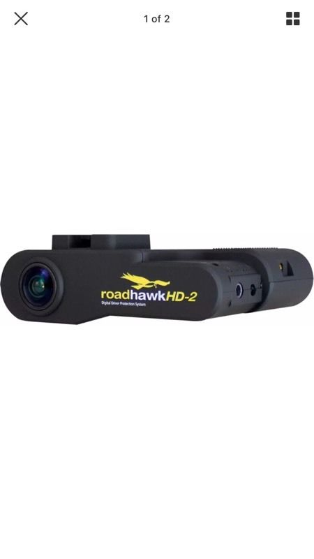 Roadhawk hd-2 dash camera brand new