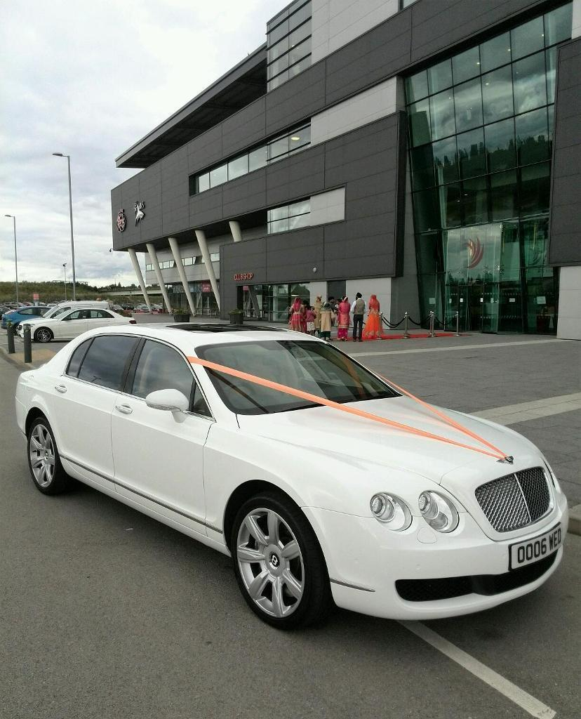 Wedding Hire Bentley Flying Spur Reasonable prices (Negotiable)