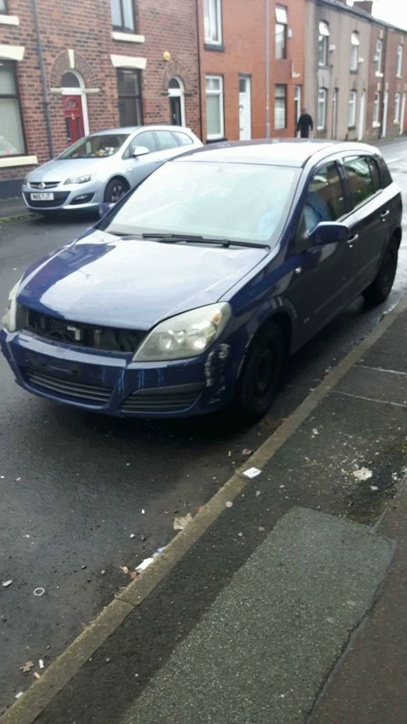 2006 astra 1.7cdti breaking for parts