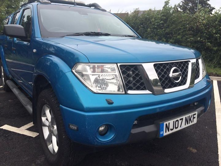 Nissan Navara 2.5L for sale - Excellent runner - UPGRADED Timing Chain - 4X4 - off road