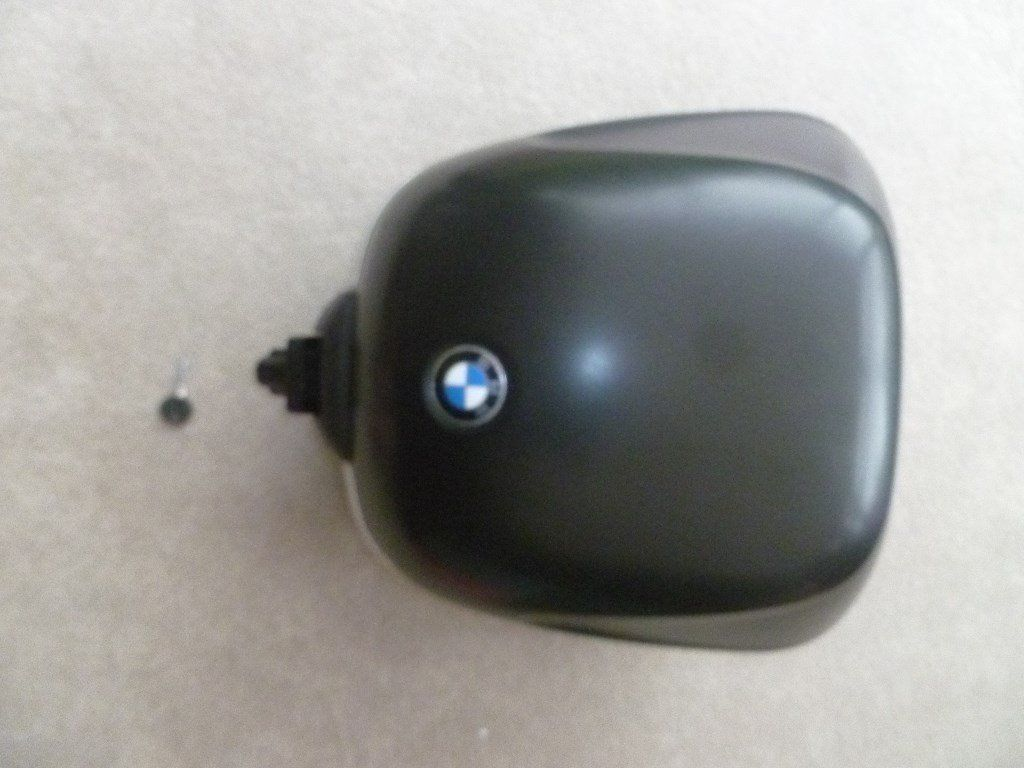 Motorcycle BMW F650 Top Box