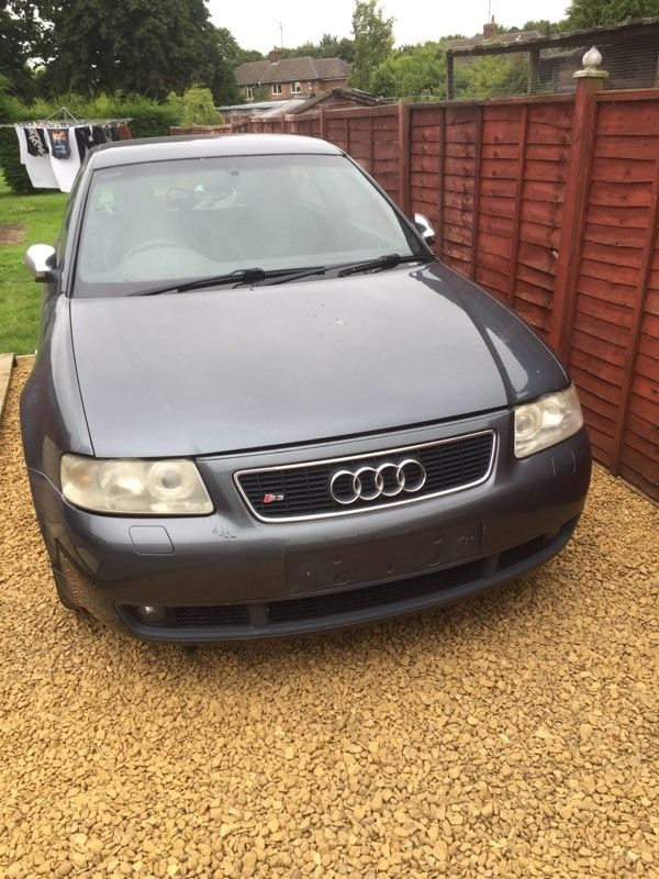 Audi S3 Breaking / Parts / Bam